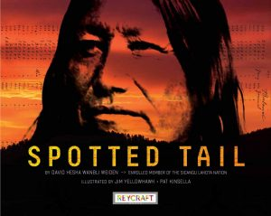 Spotted Tail Book David Weiden